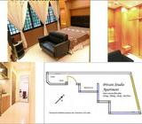 Studio Apartment @ HaiSingPark near MRT, to City in 17mins