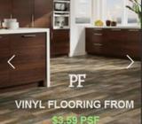 Vinyl Flooring $3.59
