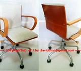 ~~~ SLicK OFFiCe CHeRRy Wood Chair OnLy $28 ~~~