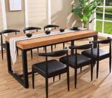 TSDT00G, Solid Pine Wood Dining Table/Office Table/Meeting Room Table,TSDT