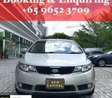 Kia Cerato Sedan 1.6 Manual for Rent [Long Term Only]