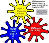 1 to 1 Personalised Maths & Science Tuition for Secondary students!! CBSE IGCSE IB O/A