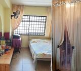 HDB 1 bedroom for rent (near the airport!)