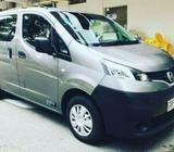 COMMERCIAL VAN NISSAN NV200 1.6A FOR LEASING