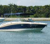 1/4 share of 31 foot 2008 Four Winns H310 Bow Rider for $23,000