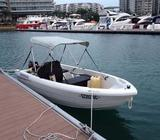 Pioner Active - polyethelene boat from Norway. New