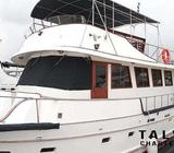 Beautiful Liveaboard Lotus Trawler For Sale