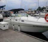 SEA RAY SUNDANCER 260A - GOOD CONDITION FOR SALE - SOLD !!