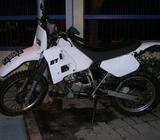 Yamaha DT scrambler