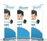 Easy Set Up And Packing Pull Up/Roll Up Banners At SME-Friendly Prices