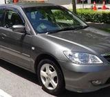 HONDA CIVIC FOR RENT/LEASE
