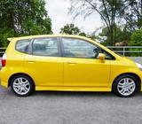 June 2007 Honda Jazz 1.4A