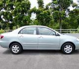 Sep 2006 Toyota Corolla Altis 1.6A