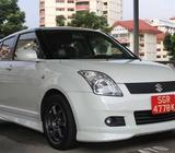 WELL MAINTAINED SUZUKI SWIFT 1.5 MANUAL FOR SALE!!!