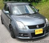 SUZUKI SWIFT SPORTS 1.6M
