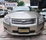 2008 Toyota corolla axio 1.5x a