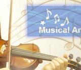 Musical Art Studio - PIANO, VIOLIN, SINGING, THEORY, MUSICIANSHIP LESSONS