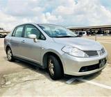 Nissan Latio 1.5A [May 2009]