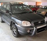 SUV HYUNDAI SANTA FE PROMO RATE $88
