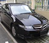 Best Condition Honda Accord Euro for Rent !!