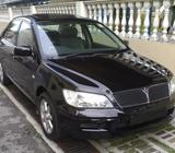 Special Promotion - Sporty Lancer with Sunroof for Rent