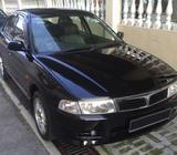 Budget Mitsubishi Lancer (MIVEC Model) for Rent