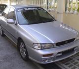 Subaru Imprezza for Hire
