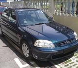Honda Civic VTI EK3 for Hire