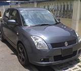 Suzuki Swift for Hire
