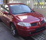 Renault Megane for Hire