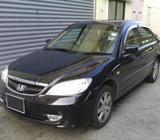 Honda Civic for Hire