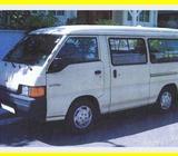 10 Seater van for hire, Truck, Car & Pickup Rental, CK at EUNOS