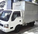$1.3k Kia Frontier 10ft boxed lorry ~p~ 9880 6776