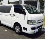 Toyota Hiace 06/2009 (Van) ON SALE NOW!!