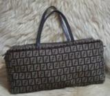 Auth Pre-Loved Fendi 2 Way Handbag