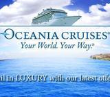 Pacific Ship and Yacht Cruise Vacancies