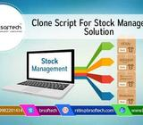 End to End Solution for Stock Management Web-Application by BR Softech