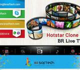 Hot Star TV Clone Script By BR-Softech Pvt.Ltd