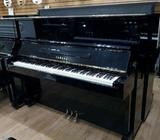 YAMAHA U1 used piano, black color, made in Japan, in good condition 0423