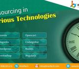 Solution is B R Softech Pvt. Ltd We provide onsite/offsite resources for