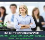 ISO 9001: 2015 Consultants Singapore