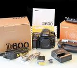 Nikon D D600 24.3 MP Digital SLR Camera