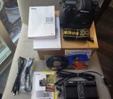 Nikon D3 Pro Digital SLR Camera 12MP Full Frame Sensor, Box and Accessories