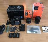 Sony Alpha A7 Mirrorless Digital Camera + 28-70mm f/3.5-5.6 Lens
