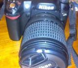 Nikon D80 Body and lens (condition 10/10)