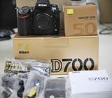 Nikon D700 With Lens and Accessories