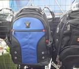 Brand New Swisswin Backpack in Blue colour 10% Discount