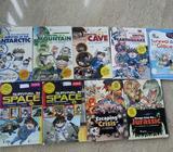 Children Comic Books - Survival Science ---- SOLD
