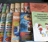 P1 To P6 School Assessment Books