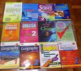 Sec1 And Sec2 Assessment books Free Soft Copy Math Papers